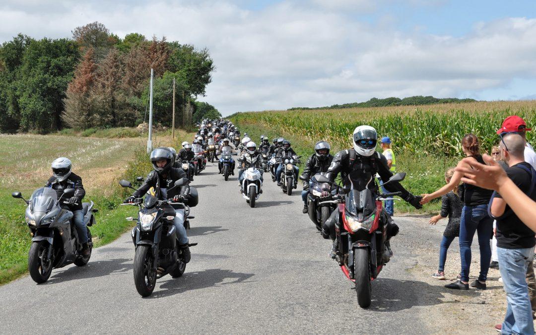 40 Ans de madone des motards