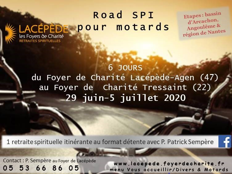 Road Trip SPI (spirituel)