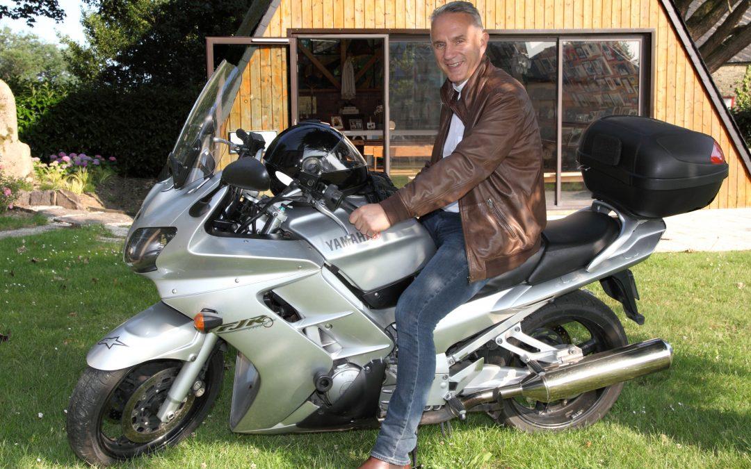 Un nouvel aumônier pour les motards.