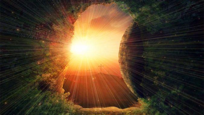 'cette lumière pascale est celle d'une Espérance'