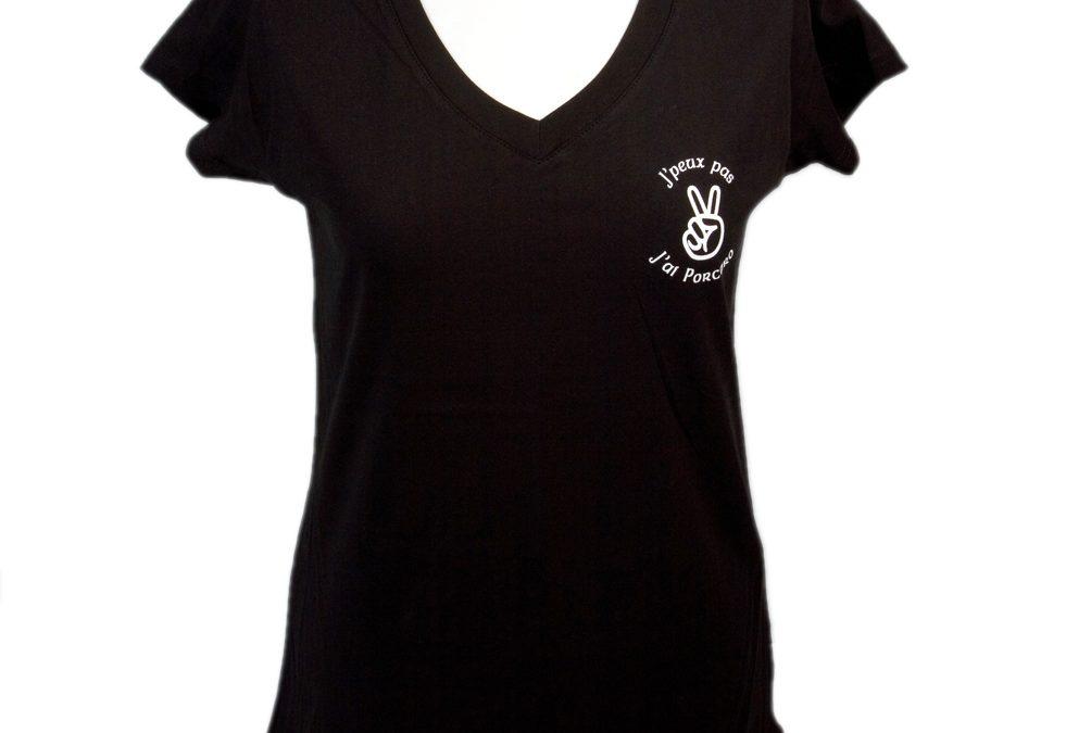 Tee-shirt femme édition 2020