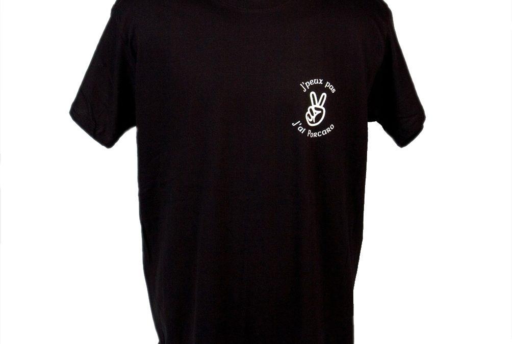 Tee-shirt mixte édition 2020