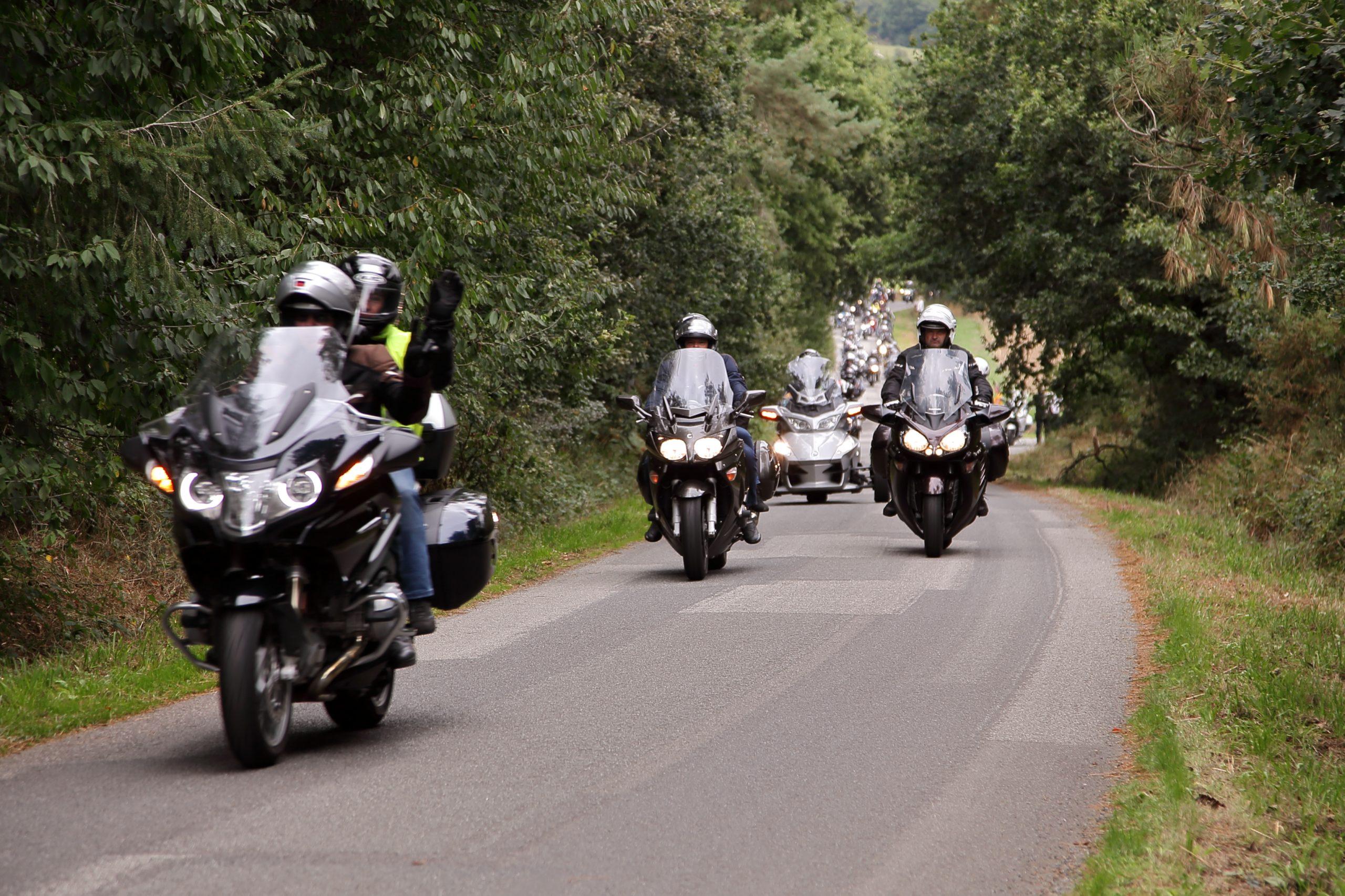 Balade moto du 15 août